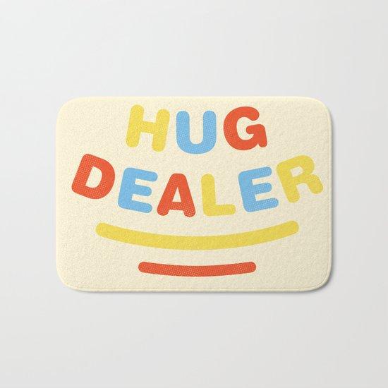 Hug Dealer Bath Mat