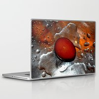 egg Laptop & iPad Skins featuring egg by  Agostino Lo Coco