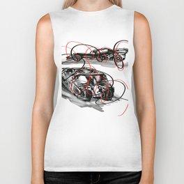 Super cars!! Biker Tank