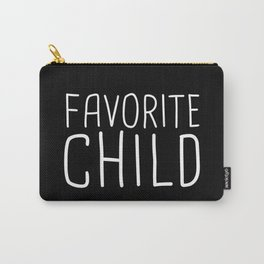 Favorite Child, Family Party Carry-All Pouch
