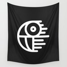 Death Star Wall Tapestry