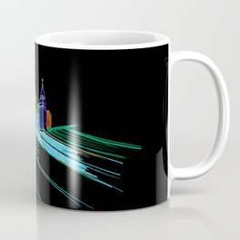 Vibrant city 2 Coffee Mug