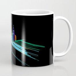 Vibrant city 2 Coffee Mug
