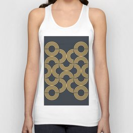 Deco Geometric 01 Unisex Tank Top