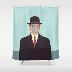 Son of Modern Man Shower Curtain