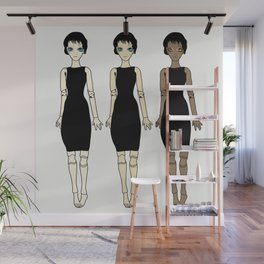Witch Sister Triplet - Ball Jointed Dolls Series Wall Mural