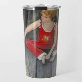 The Emerging Artist- see the difference  Travel Mug