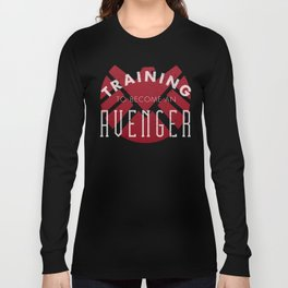 Training: Avenger Long Sleeve T-shirt