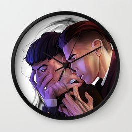Obscurial Wall Clock