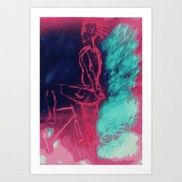 Class Art Print