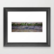 Mayport 1 of 3 Framed Art Print