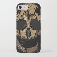 abyss iPhone & iPod Cases featuring Abyss  by LisilV