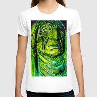 tribal T-shirts featuring Tribal by Dan Q. Swords