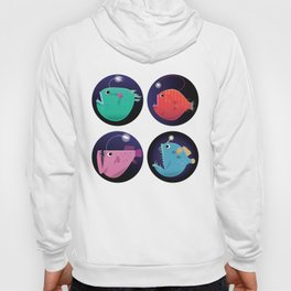 Abyss Fish Hoody