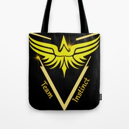 Instinct Team - Show Your Pride Tote Bag