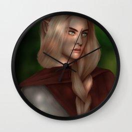 Aelin Fireheart Wall Clock