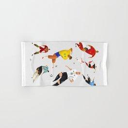 World Cup 2018 Hand & Bath Towel