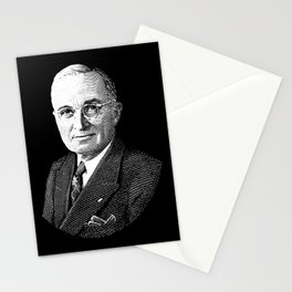 President Harry Truman Graphic Stationery Cards