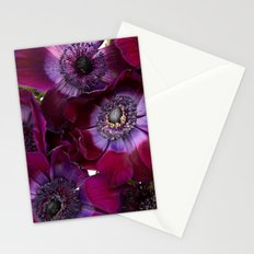 Anemone Coronaria Stationery Cards