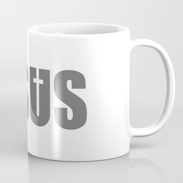Jesus Cross Religion Coffee Mug