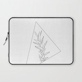 Botanical triangle Laptop Sleeve
