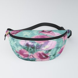 Playful Poppies dreams Fanny Pack