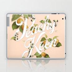 Peachy Keen : Peach Laptop & iPad Skin