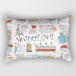 Warren OH! Monumentally Rectangular Pillow