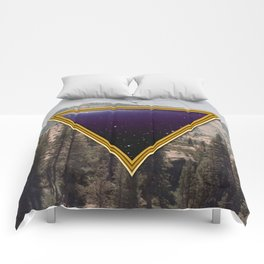 Space Frame Comforters