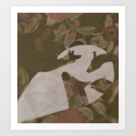 animal invasion (ii) Art Print