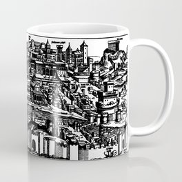 Rome 1490 Coffee Mug