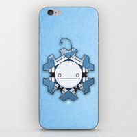 cryaotic iPhone & iPod Skins featuring CRY-OGONAL by Caelum Picta - Christopher Gonzales