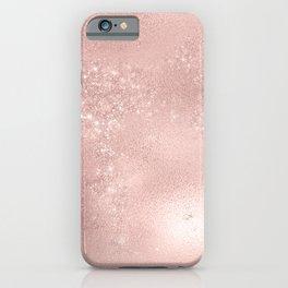 Rosegold iPhone Case