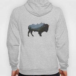 Grand Teton Bison Hoody