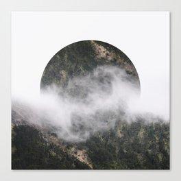 Retrograde Canvas Print