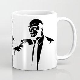 Cowboy Bebop - Spike Jet Knockout Black Coffee Mug