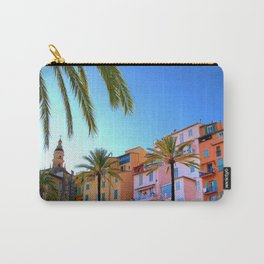 Colorful and Cool Menton Carry-All Pouch