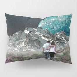 Moon Walk Pillow Sham