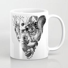 autumn squirrel Coffee Mug