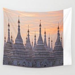 Sandamani Pagoda, Mandalay, Myanmar Wall Tapestry