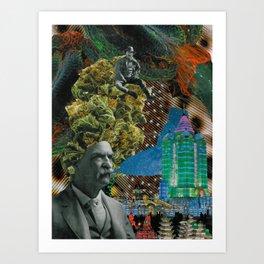 'po thead' Art Print