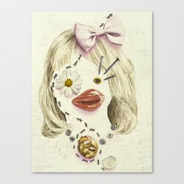 Eggbound  Canvas Print