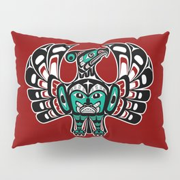 Northwest Pacific coast Haida art Thunderbird Pillow Sham