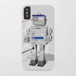 Photobot iPhone Case