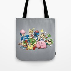Smash Brawl Tote Bag