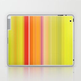 Sablo Lio ~ Orange & Lime Green Laptop & iPad Skin