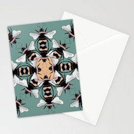 busy busy Stationery Cards