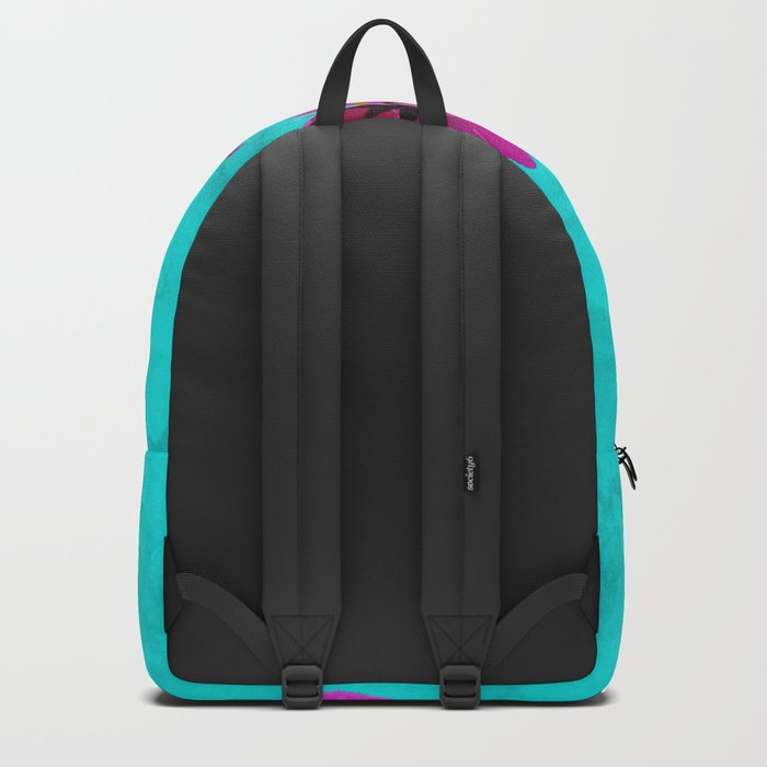 Orchid pink Backpack
