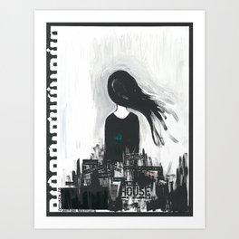 Sketch Series 002 Art Print