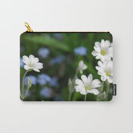 Flowers Izby Garden 7 Carry-All Pouch